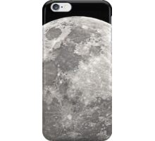 the moon iPhone Case/Skin