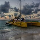 This Evening's Party Cruise by Adam Northam