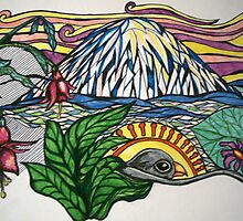 Pacific Northwest Dreams by LaFenetreArts