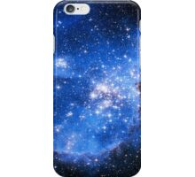 nebula in space iPhone Case/Skin