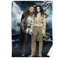 Snow White and Prince Charming Poster