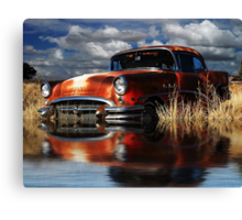 Special Wet Canvas Print
