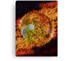 The Imminent Destruction of the Sun Canvas Print