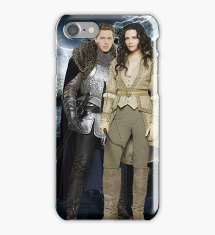 Snow White and Prince Charming iPhone Case/Skin