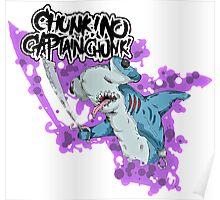 Chunk! No Captain Chunk! Poster