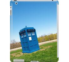 Timey Wimey Boston iPad Case/Skin