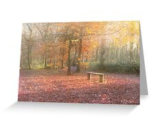 Time to Rest and Dream Greeting Card
