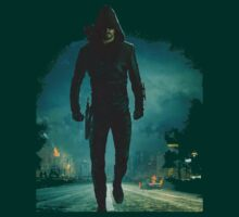 Vigilante Arrow by irongeek