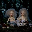 Wood Nymphs by David Ballard