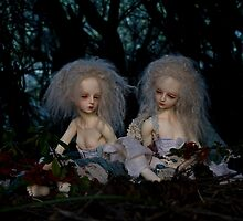 Wood Nymphs by David Ballard