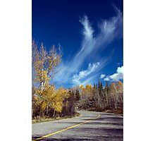 Mares' Tails Photographic Print