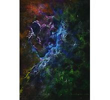 head nebula Photographic Print
