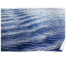 Nile Waves Poster