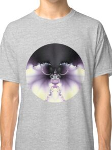 Purple Butterfly Classic T-Shirt