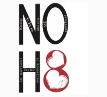 Wheels in motion! NOH8 by MizzJ