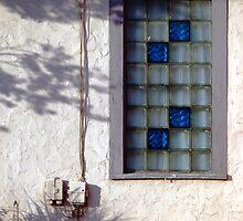 Blue Glass by skybluesky