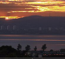 Holywood Sunset by Stephen Ramsay