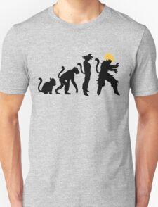 Saiyan Evolution Dragon Ball Z T-Shirt