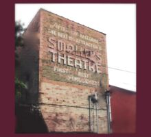 Smalley's Theatre, Cooperstown, NY T-Shirt
