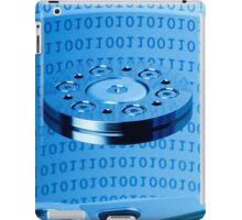 computer hard drive iPad Case/Skin