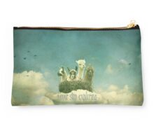 Never Stop Exploring The Sky Studio Pouch