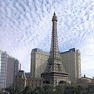Curly sky en Las Vegas by Esperanza Gallego