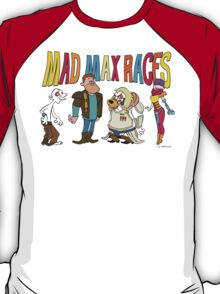 Mad Max Races T-Shirt