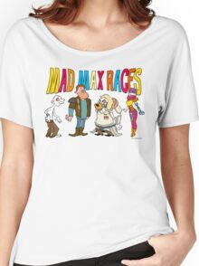 Mad Max Races Women's Relaxed Fit T-Shirt