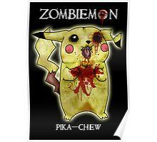 Pika-Chew Poster