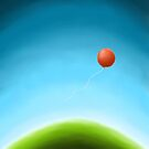 """""""Little Red Balloon"""" by MistyHatten"""