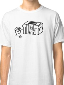 Explanatory Toaster   Classic T-Shirt