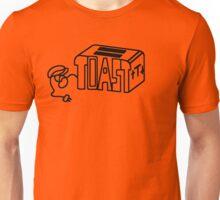 Explanatory Toaster   Unisex T-Shirt