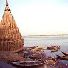 Benares India by Eyewise