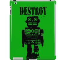 Destroy 01 iPad Case/Skin