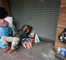 poverty line by Colinizing  Photography with Colin Boyd Shafer
