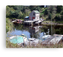 Herring Cove (1) Canvas Print