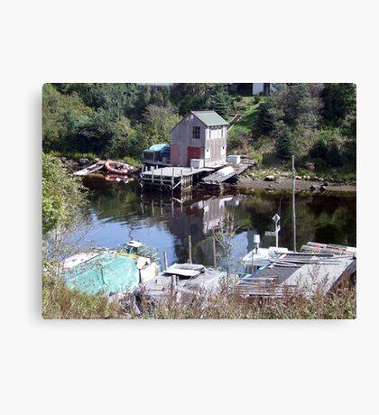 Herring Cove (1) Canvas Print