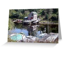Herring Cove (1) Greeting Card