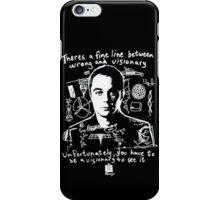 Sheldon Cooper iPhone Case/Skin