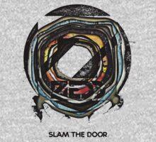 Slam The Door Baby Tee
