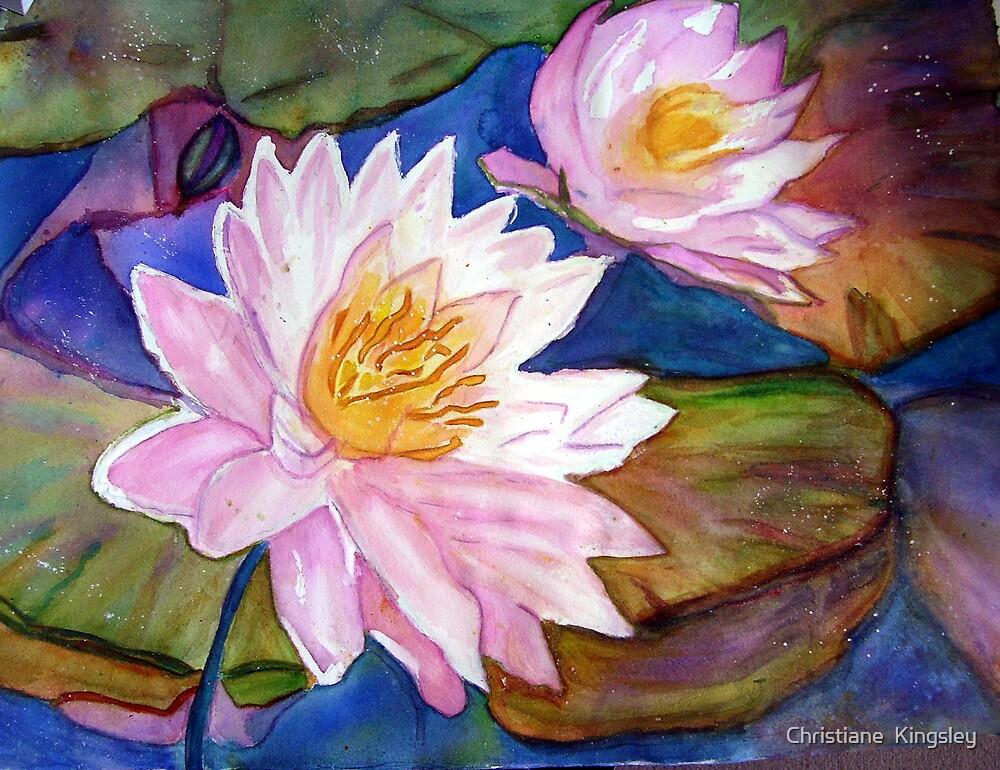 Serenity by Christiane  Kingsley