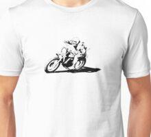 Husqvarna Vintage Motorcycle Unisex T-Shirt