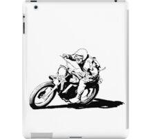 Husqvarna Vintage Motorcycle iPad Case/Skin