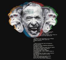 Charles Bukowski 3 by EVPOE