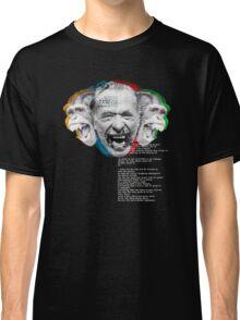 Charles Bukowski 3 Classic T-Shirt