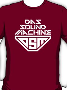 Das Sound Machine DSM Logo T-Shirt - Pitch Perfect T-Shirt