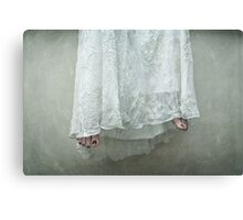 Dead Weight Canvas Print