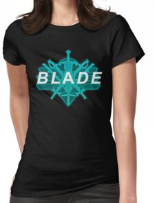 Xenoblade X- Blade Logo Womens Fitted T-Shirt