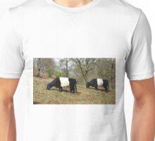 Panda Cows Unisex T-Shirt