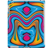Blue Yoga iPad Case/Skin